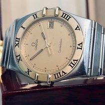 Omega Constellation Quartz Gold/Stahl