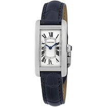 Cartier Tank Américaine new 2019 Quartz Watch with original box and original papers WSTA0016