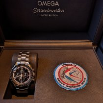 Omega 311.30.42.30.01.003 Acier 2016 Speedmaster Professional Moonwatch 42mm occasion France, SALLANCHES
