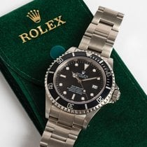 Rolex Sea-Dweller 4000 Steel 40mm Black No numerals United Kingdom, Kent