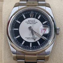 Rolex Datejust Acciaio 36mm Italia, milano