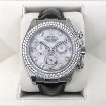 Rolex Daytona Or blanc 40mm Nacre