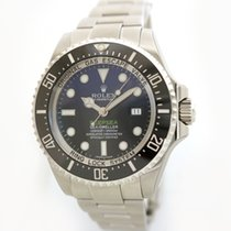 Rolex 44mm Automatic 116660 pre-owned