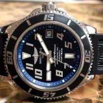 Breitling Superocean 42 Steel 42mm Black Arabic numerals United States of America, Pennsylvania, Philadelphia