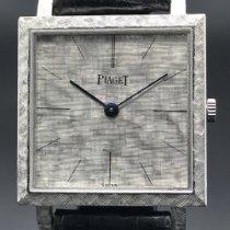 Piaget Or blanc 25,5mm Remontage manuel occasion France, Paris
