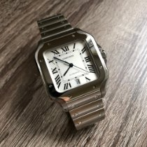 Cartier Steel 39.8mm Automatic WSSA0009 pre-owned