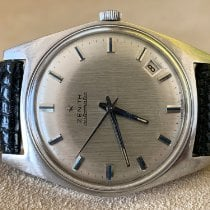 Zenith Steel 35,5mm Automatic Zenith Cal. 2542PC pre-owned