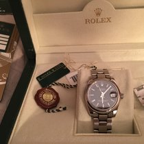 Rolex Lady-Datejust Steel 31mm Black Australia, Marion