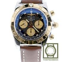 Breitling Chronomat 44 neu 2020 Automatik Chronograph Uhr mit Original-Box und Original-Papieren CB011012/B968