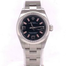 Rolex Oyster Perpetual 26 26mm Black United States of America, New York, New York