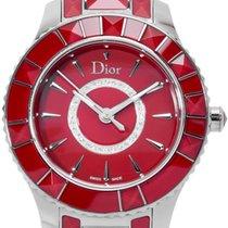 Dior Christal Steel 34mm