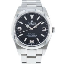 Rolex Explorer 214270 Good Steel 39mm Automatic United States of America, Georgia, Atlanta