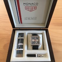 TAG Heuer Monaco Calibre 11 CAW211A pre-owned