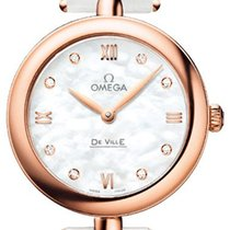 Omega De Ville Prestige 424.53.27.60.55.002 2020 nuevo
