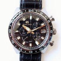 Seiko (セイコー) グランドセイコー 新品 2019 自動巻き 正規のボックスと正規の書類付属の時計 SBGC233