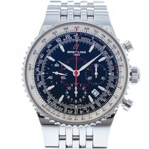 Breitling Montbrillant Légende Steel 47mm Black United States of America, Georgia, Atlanta