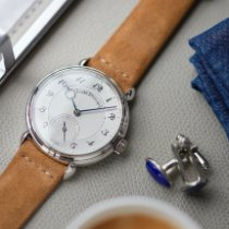 Urban Jürgensen 鉑 40mm 手動發條 Urban Jürgensen Jürgensen 1745 Collection - Ref. 1140 PT 新的