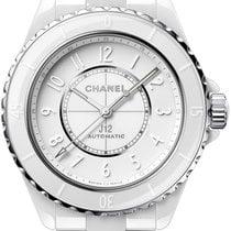 Chanel J12 Ceramic 38mm White United States of America, New York, Airmont