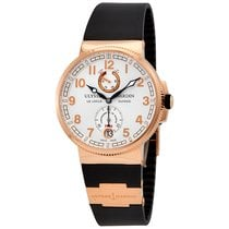 Ulysse Nardin Marine Chronometer Manufacture 1186-126-3/61 2019 новые