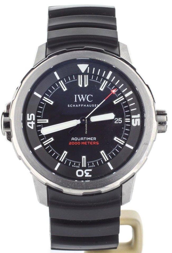 IWC Aquatimer Automatic 2000 IW329101 pre-owned