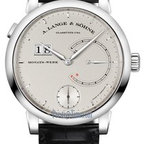 A. Lange & Söhne new Manual winding Small Seconds Power Reserve Display 45.9mm Platinum