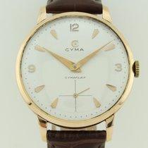 Cymaflex Vintage Manual Winding 18K Gold 60-1005