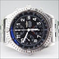 Breitling Blackbird Chronomat Stahl Ref. A13350