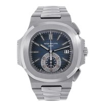 Patek Philippe Nautilus Chronogaph 40mm Stainless Steel Watch