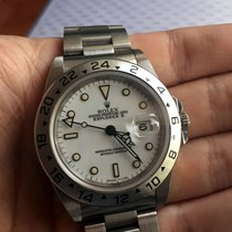 Rolex Oyster Perpetual Date Explorer II White Dial - 16570