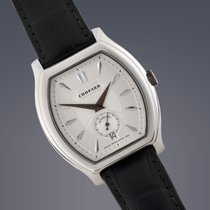 Chopard Gents LUC Tonneau watch 18ct white gold automatic on...