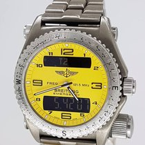 Breitling Emergency + Box + Papiere