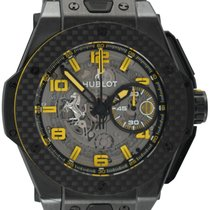 Hublot : Big Bang Ferrari Ceramic Carbon :  401.CQ.0129.VR : ...