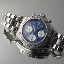 Breitling Colt Automatic Chronograph diver aviator stainless...