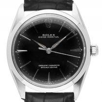 Rolex Oyster Perpetual Chronometer Stahl Automatik Armband...