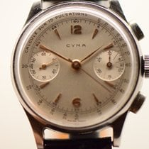 Cyma Steel 35mm Manual winding pre-owned