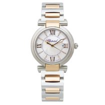 Chopard 388541-6002 Gold/Steel Imperiale 28mm new