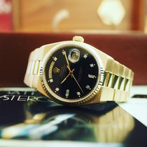 Rolex Day-Date Oysterquartz 19018 1987 gebraucht