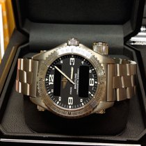 Breitling Emergency Black Dial - Box & Papers 2011