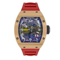 Richard Mille RM 029 usados 39.7mm Oro rosado