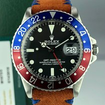 Rolex GMT Master 1675 With Service 2018 Box & Paper