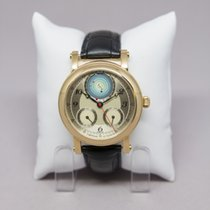 Christiaan v.d. Klaauw Rose gold Automatic pre-owned