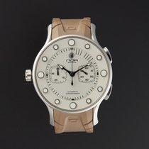 N.O.A 44mm Automatic new White