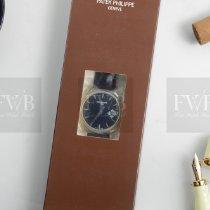 Patek Philippe Calatrava White gold 39mm Black No numerals