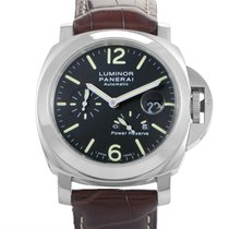 Panerai Luminor Power Reserve Steel 44mm Black