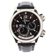 Jaeger-LeCoultre Master Compressor Geographic Steel 41.5mm