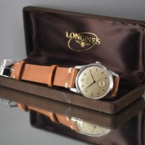 Longines 6378 1 1949 pre-owned