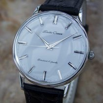 Seiko Steel 36mm Manual winding pre-owned United States of America, California, Beverly Hills