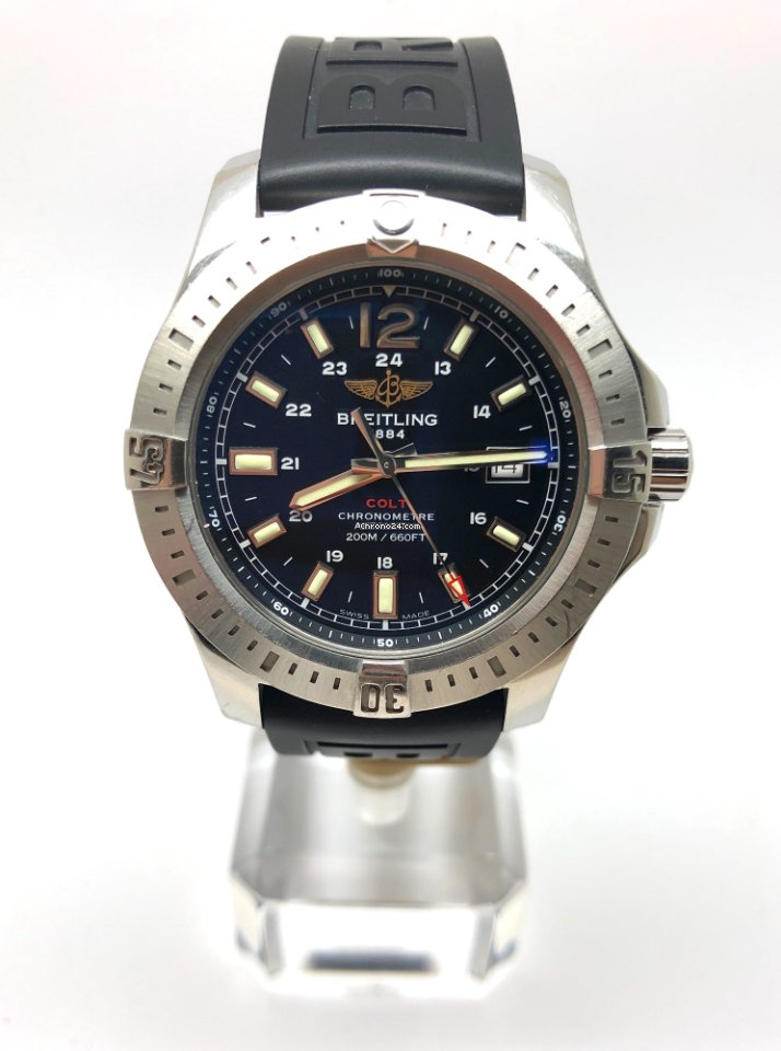 82eca62ccbd Used Breitling Colt Automatic | Chrono24.co.uk