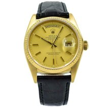 Rolex Automatic Gold 36mm pre-owned Day-Date 36
