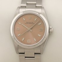 Rolex Oyster Perpetual 31 77080 Mid Size Perpetual rosé rosa 2002 gebraucht